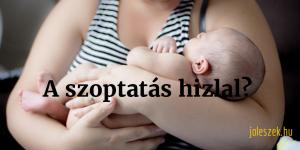 El lehet hízni szoptatás alatt